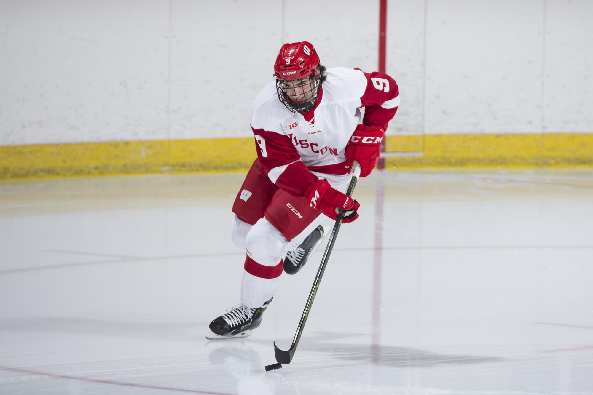 NCAA: ...Possibly Yet Another College Player Abandoning Team Midstream - Freshman Luke Kunin Leaving Wisconsin For OHL's Sarnia Sting (UPDATED)